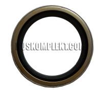 Сальник ступицы задней /внутренний/ Евро 5 (дисковые тормоза)
