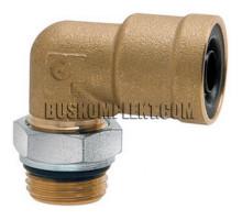 Фитинг 9502 пневмосистемы угловой 8-М16х1,5