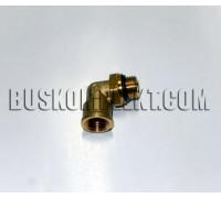 Фитинг угловой d2022 M16x1.5-M16x1.5
