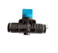 Клапан запорный ручной HV8-8