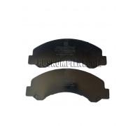 Колодка тормозного суппорта (комплект) Евро 5