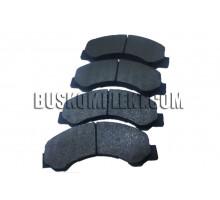 Колодка тормозная АТАМАН Е3, Е4, Е5 (без комплектующих) комплект