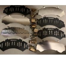 Колодка тормозная АТАМАН Е3, Е4, Е5 (с комплектующими) комплект