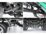 Подвеска, рулевое управление