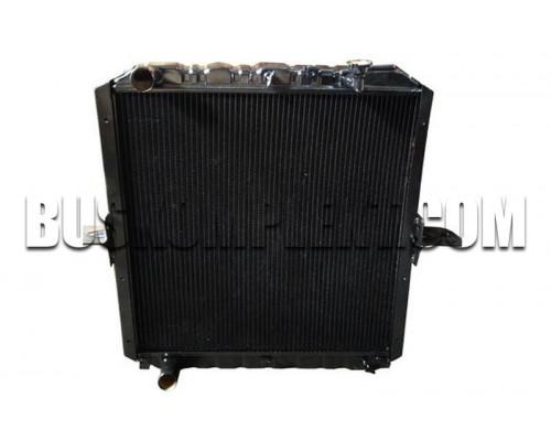 Радиатор системы охлаждения ISUZU Богдан ATAMAN Двигатель 4HК1 8973772380