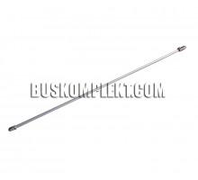 Трубка тормозная зад 50 см /опорного диска/ прямая